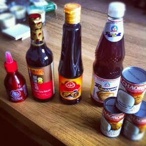 Products I love: Asianingredients