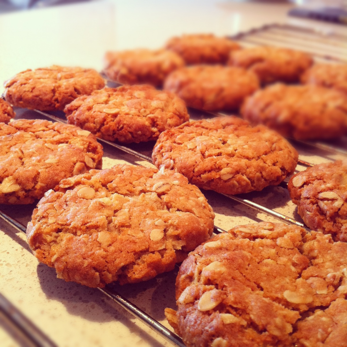 The perfect Anzac biscuit recipe