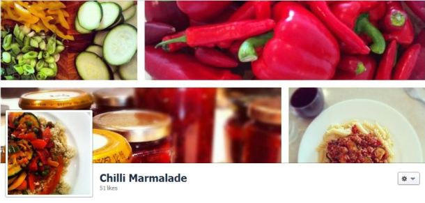Chilli Marmalade Facebook