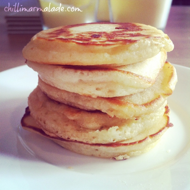 Perfect pikelet recipe