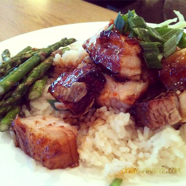 Chinese pork belly recipe