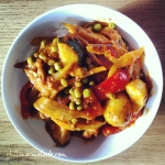 Vegetable balti curry fast diet