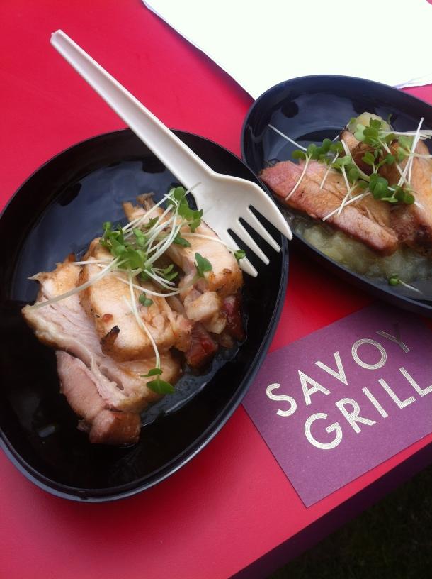 Savoy Grill