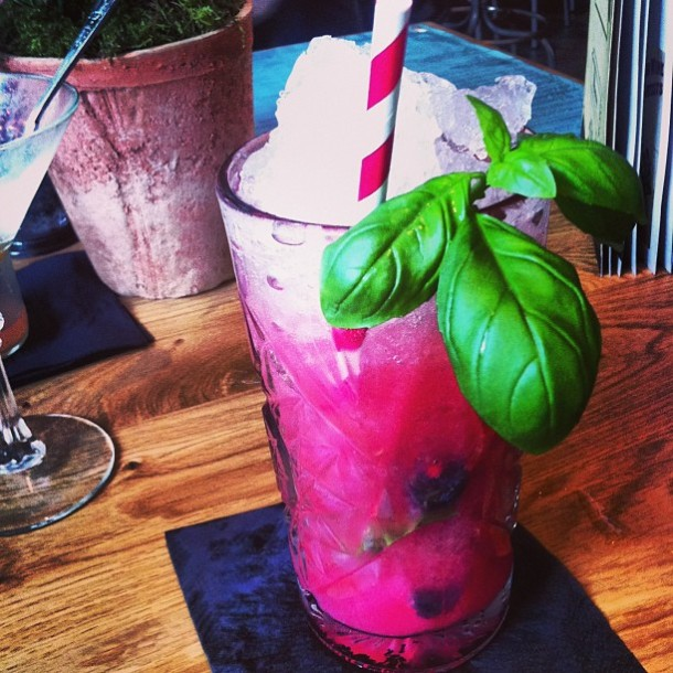 Skinny cocktail
