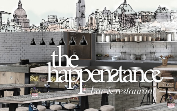 The Happenstance Bar London St Pauls