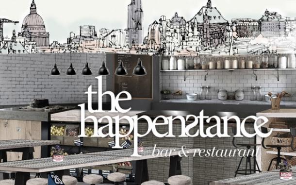 The Happenstance Bar London St Pauls