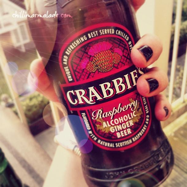 Crabbies Ginger Beer Scottish Raspberry