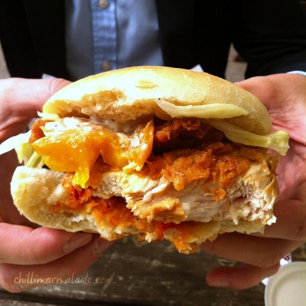 Mother Clucker Fried Chicken Chilli Marmalade