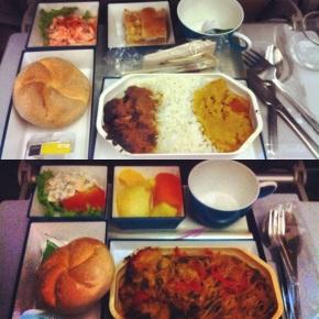 Guilty pleasures: Airplanefood