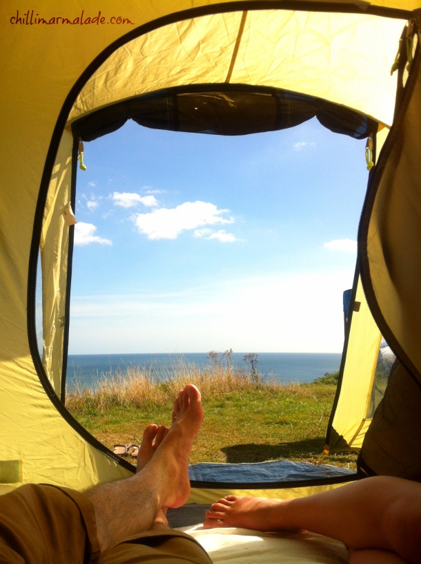 Eype Dorset Campsite Broadchurch