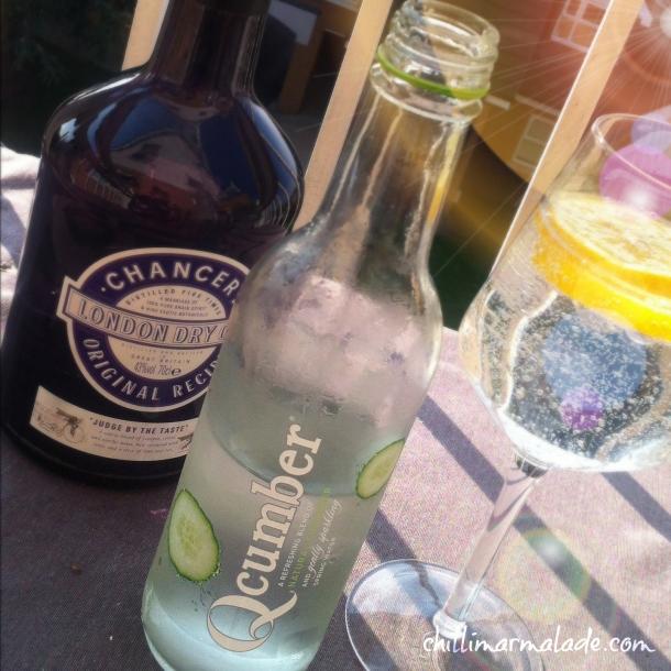 qcumber drink