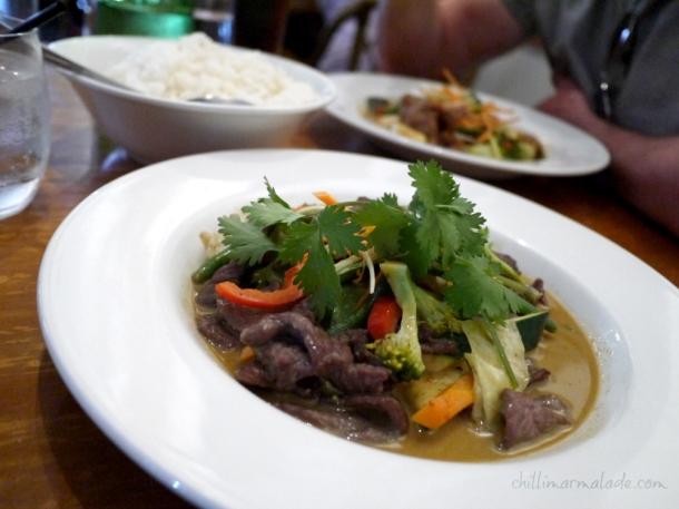 Dede's North Hobart menu